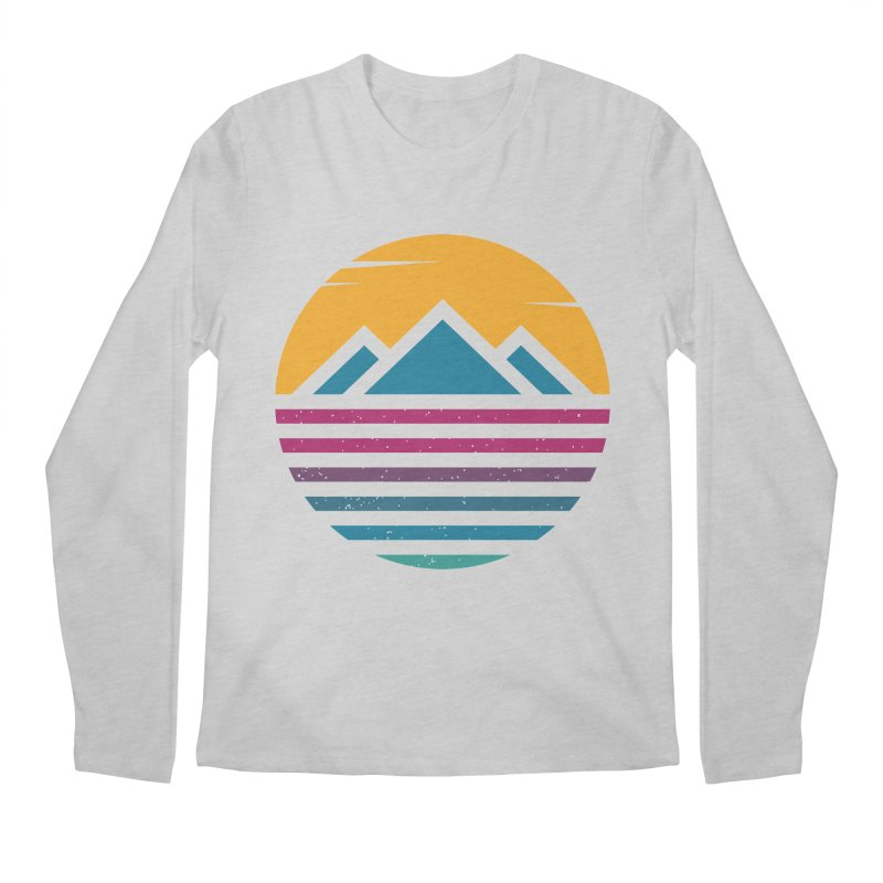 THE SILENT SUNRISE Men's Longsleeve T-Shirt by EHELPENT