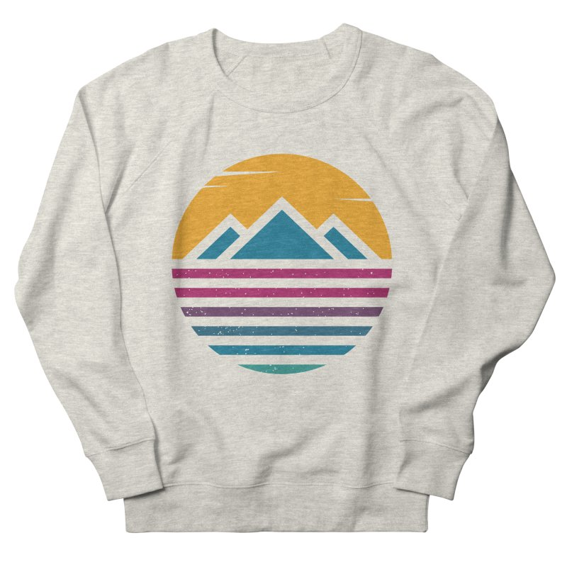 THE SILENT SUNRISE Women's Sweatshirt by EHELPENT