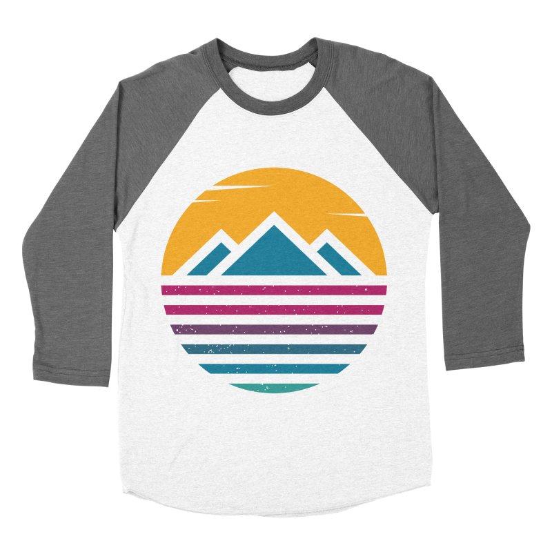 THE SILENT SUNRISE Men's Baseball Triblend T-Shirt by EHELPENT