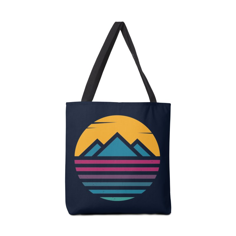 THE SILENT SUNRISE Accessories Bag by EHELPENT