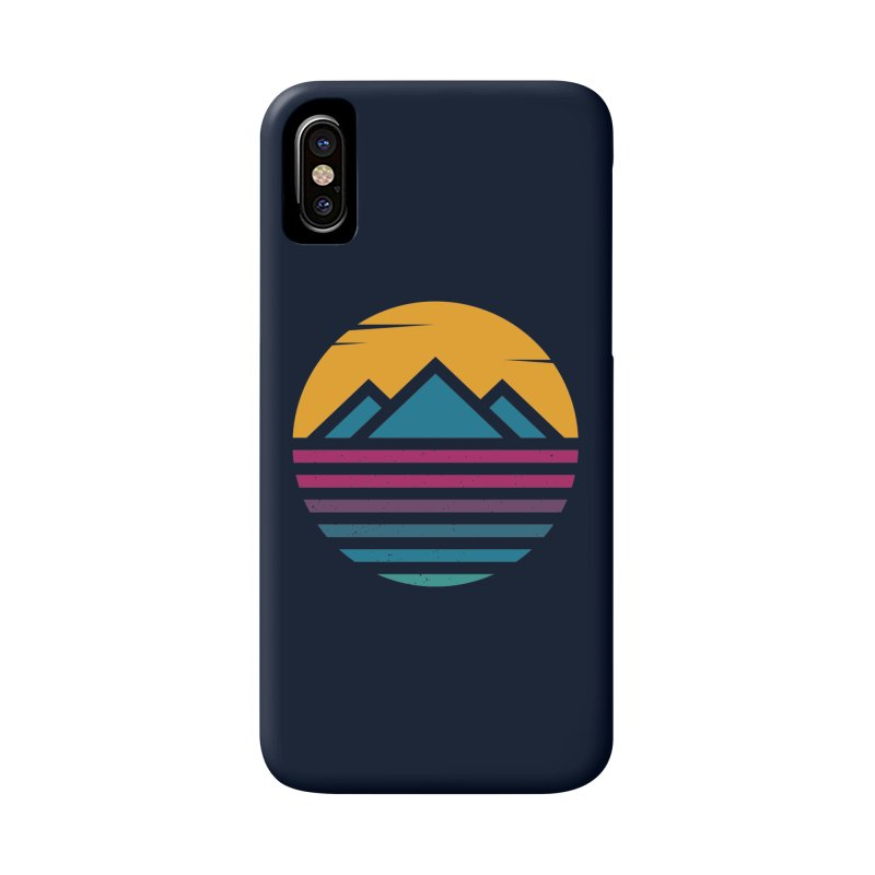 THE SILENT SUNRISE Accessories Phone Case by EHELPENT