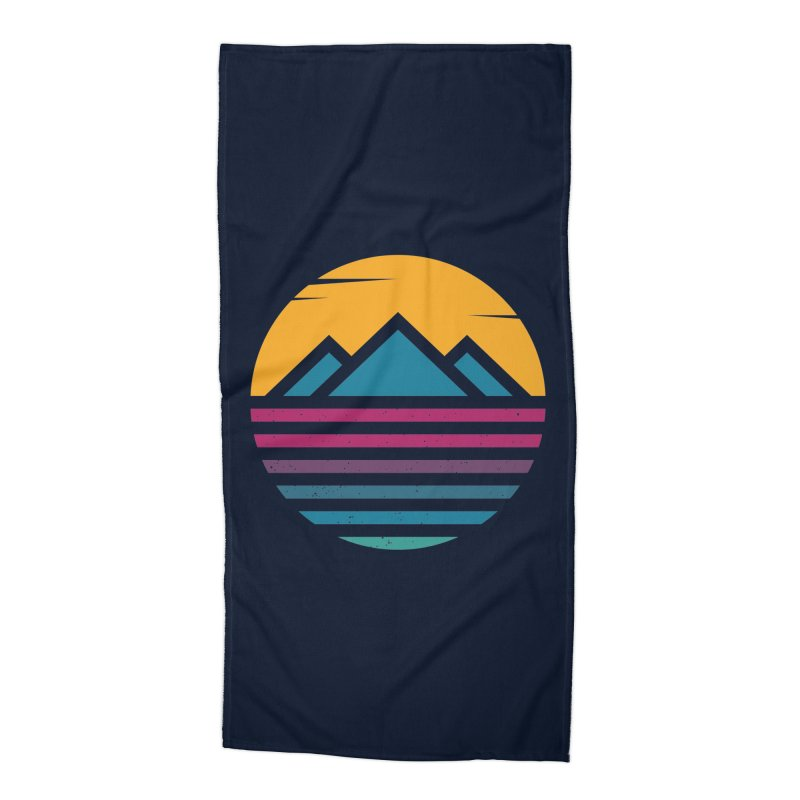 THE SILENT SUNRISE Accessories Beach Towel by EHELPENT