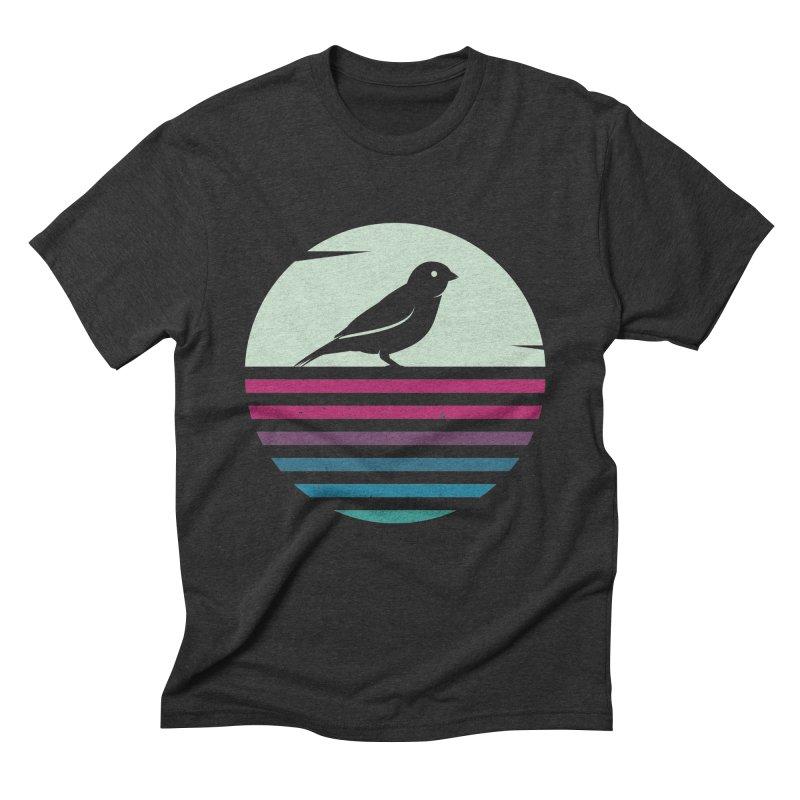 SPARROW Men's Triblend T-Shirt by EHELPENT
