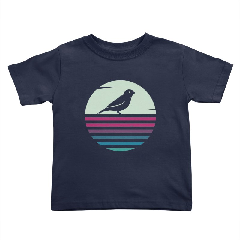 SPARROW Kids Toddler T-Shirt by EHELPENT
