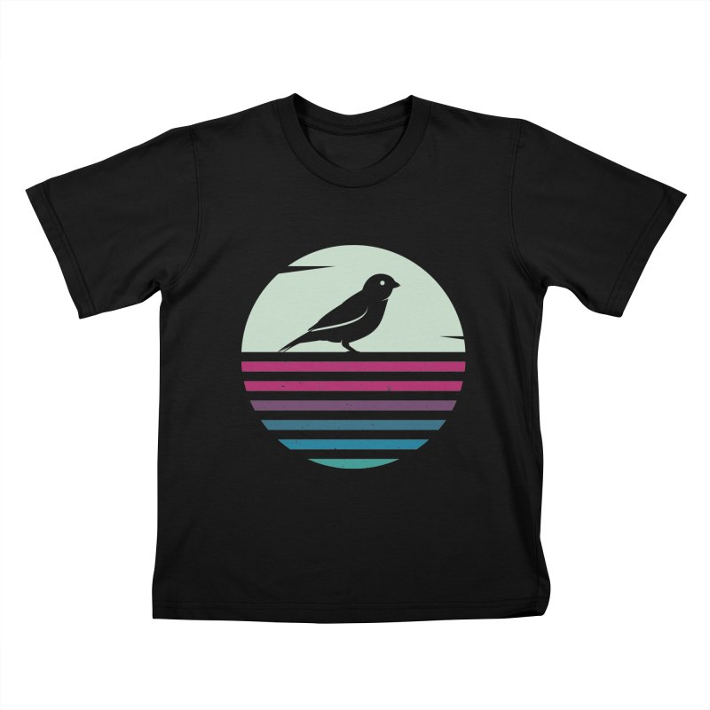 SPARROW Kids T-Shirt by EHELPENT