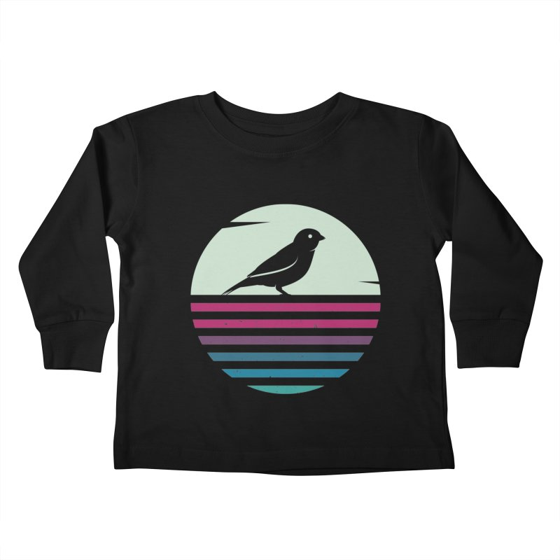 SPARROW Kids Toddler Longsleeve T-Shirt by EHELPENT