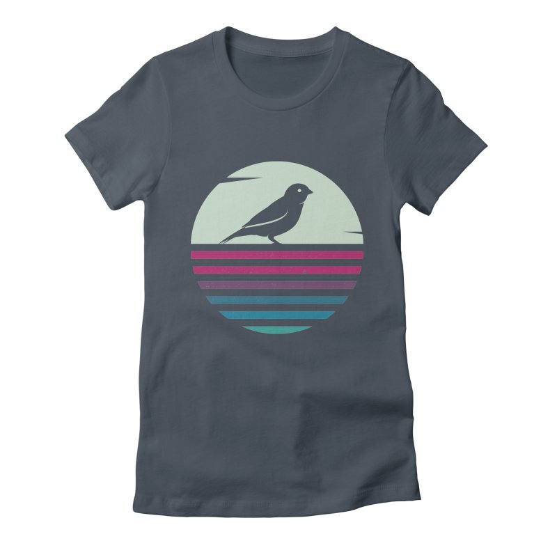 SPARROW Women's Fitted T-Shirt by EHELPENT