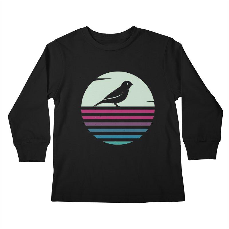 SPARROW Kids Longsleeve T-Shirt by EHELPENT