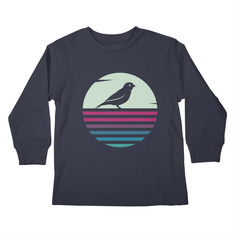 SPARROW Kids Longsleeve T-Shirt by EHELPENT