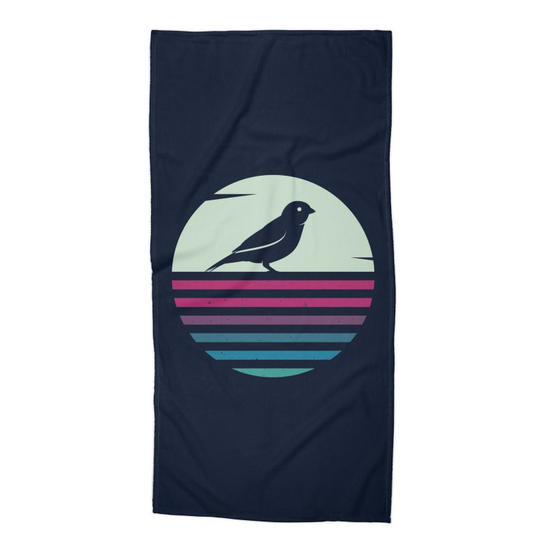 SPARROW Accessories Beach Towel by EHELPENT