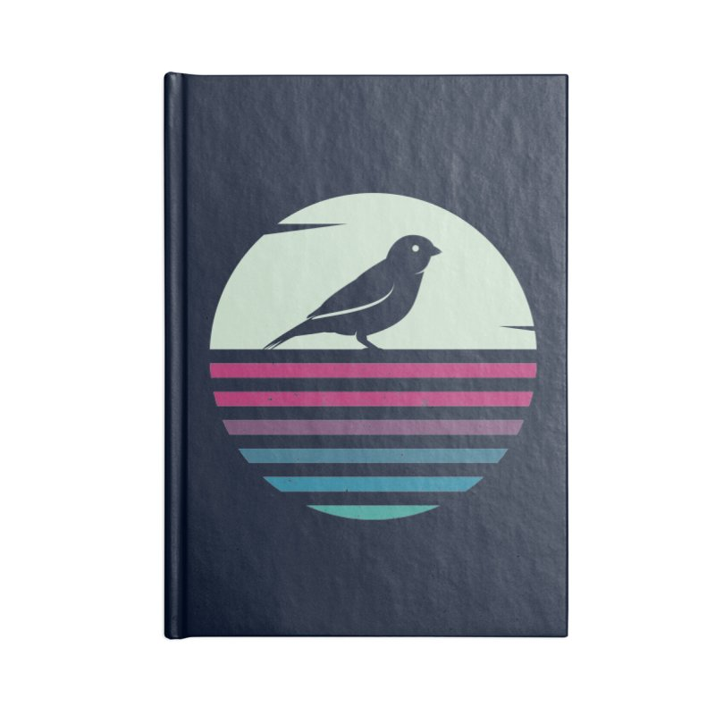 SPARROW Accessories Notebook by EHELPENT
