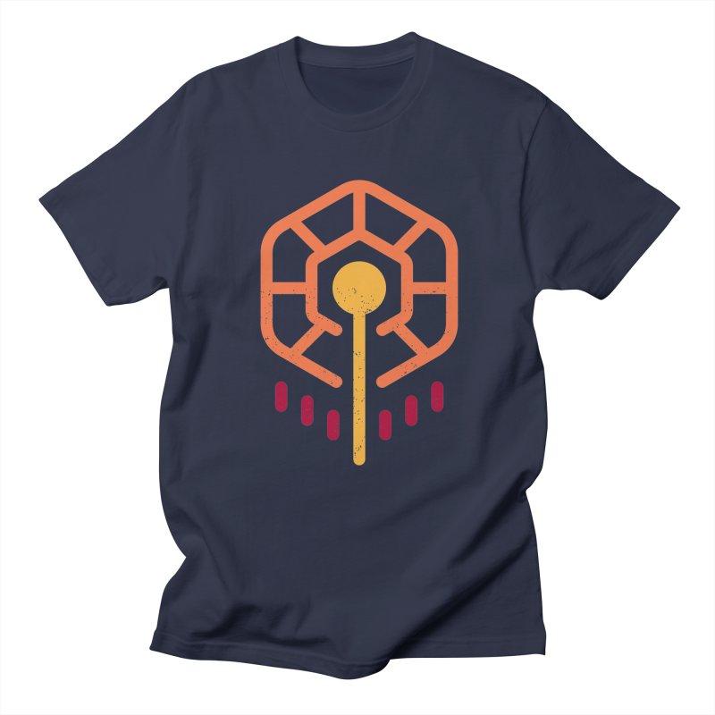 THE RISING FLOWER Men's T-Shirt by EHELPENT