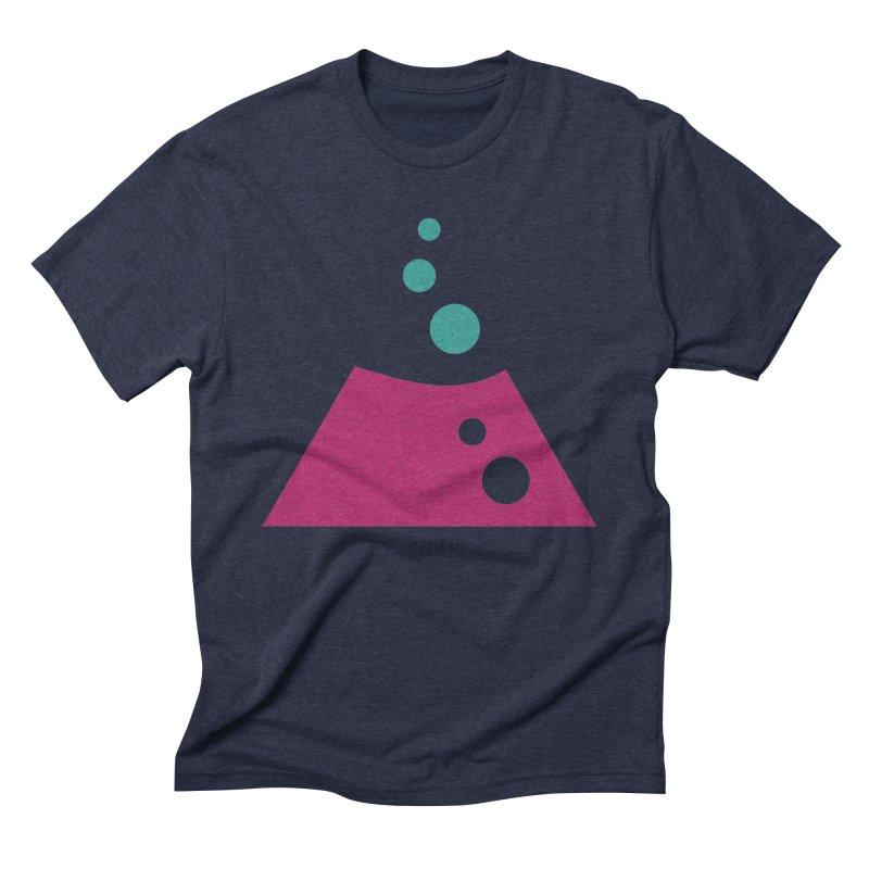 TOP BUBBLES Men's Triblend T-Shirt by EHELPENT