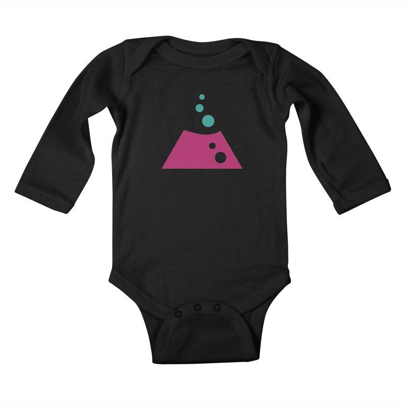 TOP BUBBLES Kids Baby Longsleeve Bodysuit by EHELPENT