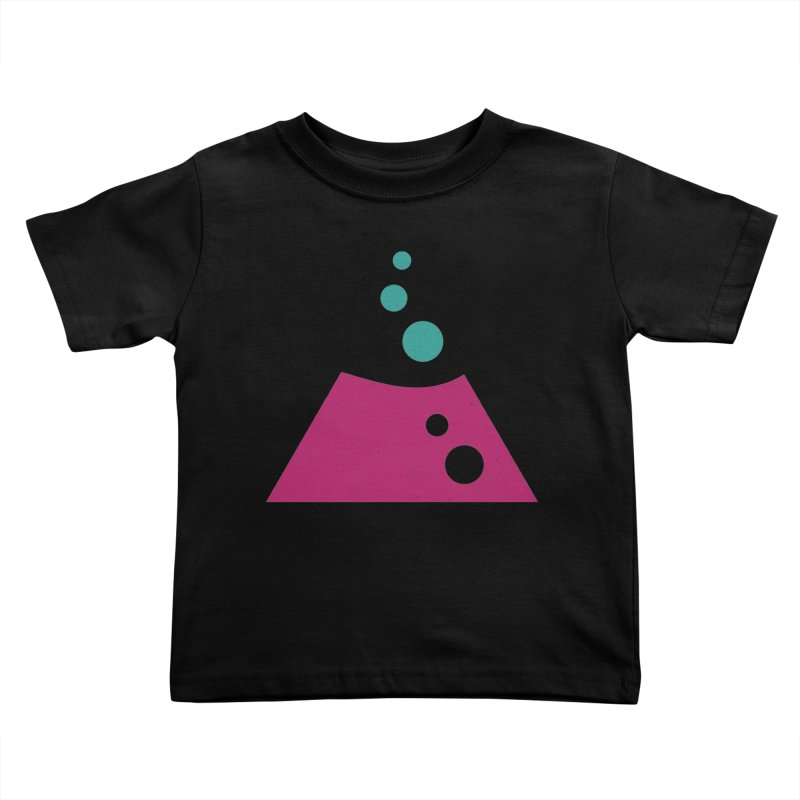 TOP BUBBLES Kids Toddler T-Shirt by EHELPENT