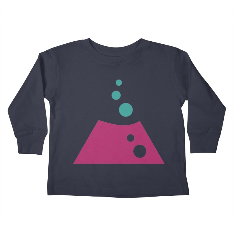 TOP BUBBLES Kids Toddler Longsleeve T-Shirt by EHELPENT