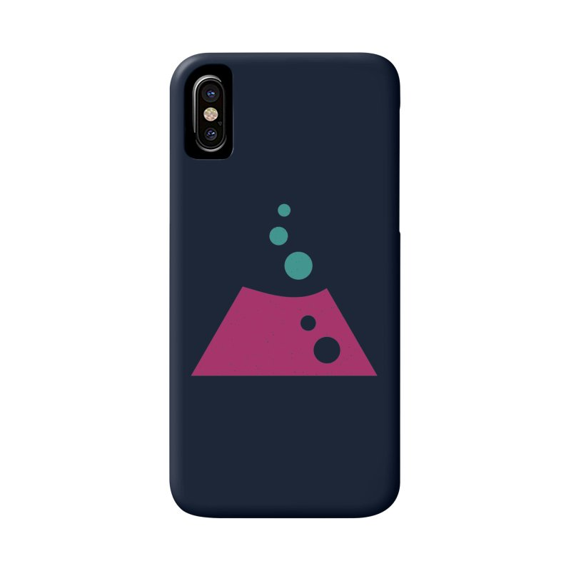TOP BUBBLES Accessories Phone Case by EHELPENT