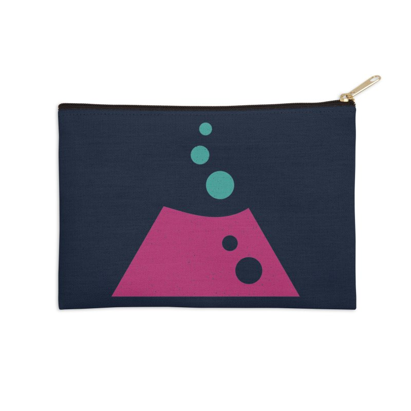 TOP BUBBLES Accessories Zip Pouch by EHELPENT