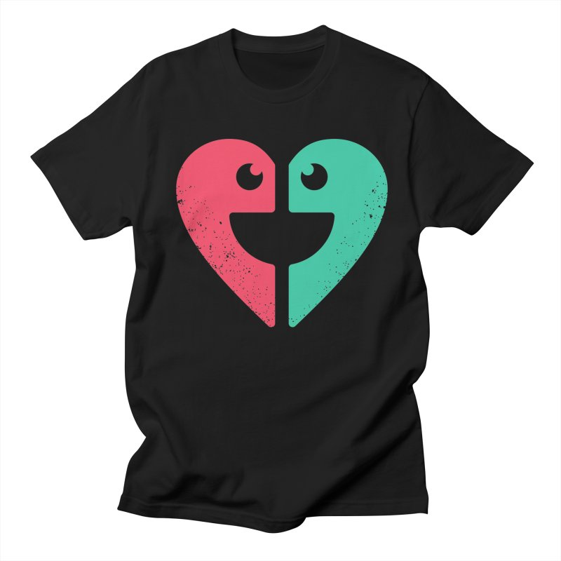 LOVE QUOTES Men's T-Shirt by EHELPENT