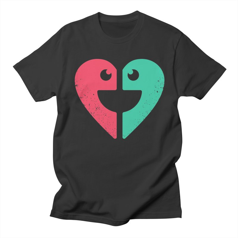 LOVE QUOTES Women's Unisex T-Shirt by EHELPENT