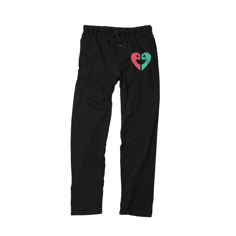 LOVE QUOTES Women's Lounge Pants by EHELPENT