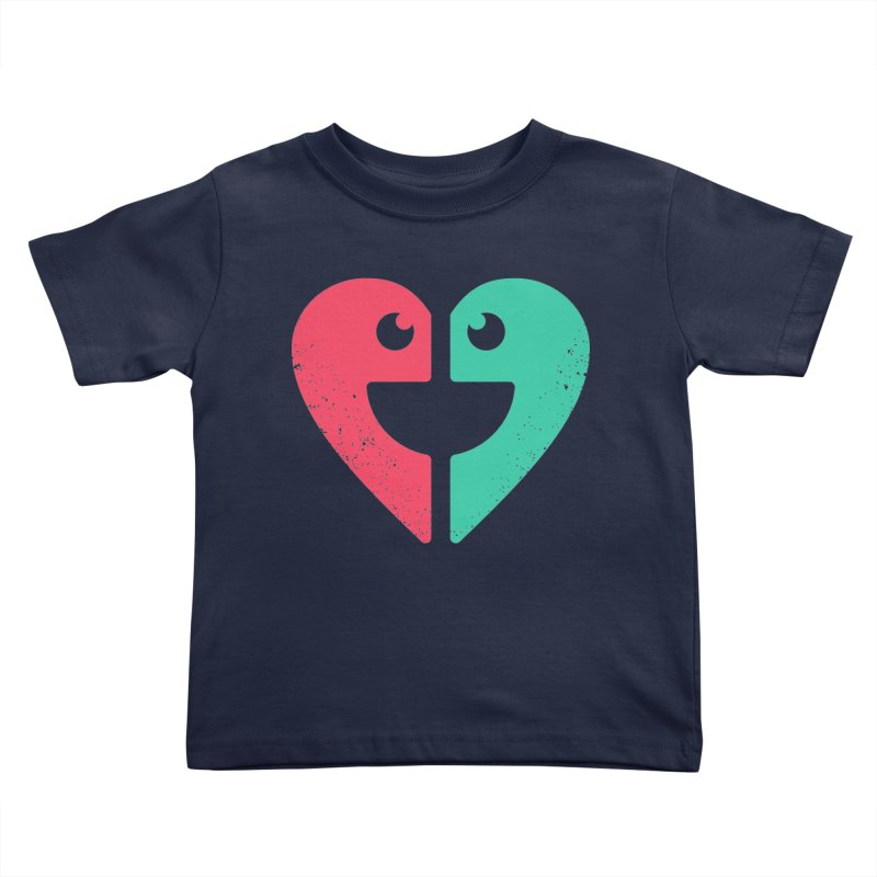 LOVE QUOTES Kids Toddler T-Shirt by EHELPENT