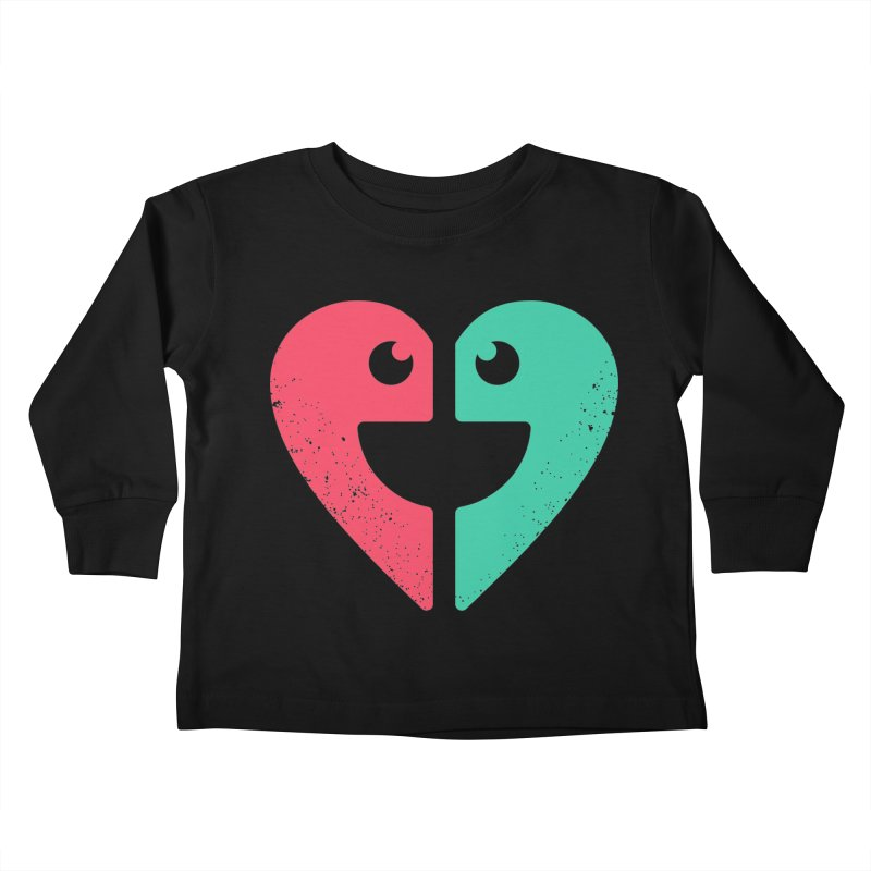 LOVE QUOTES Kids Toddler Longsleeve T-Shirt by EHELPENT
