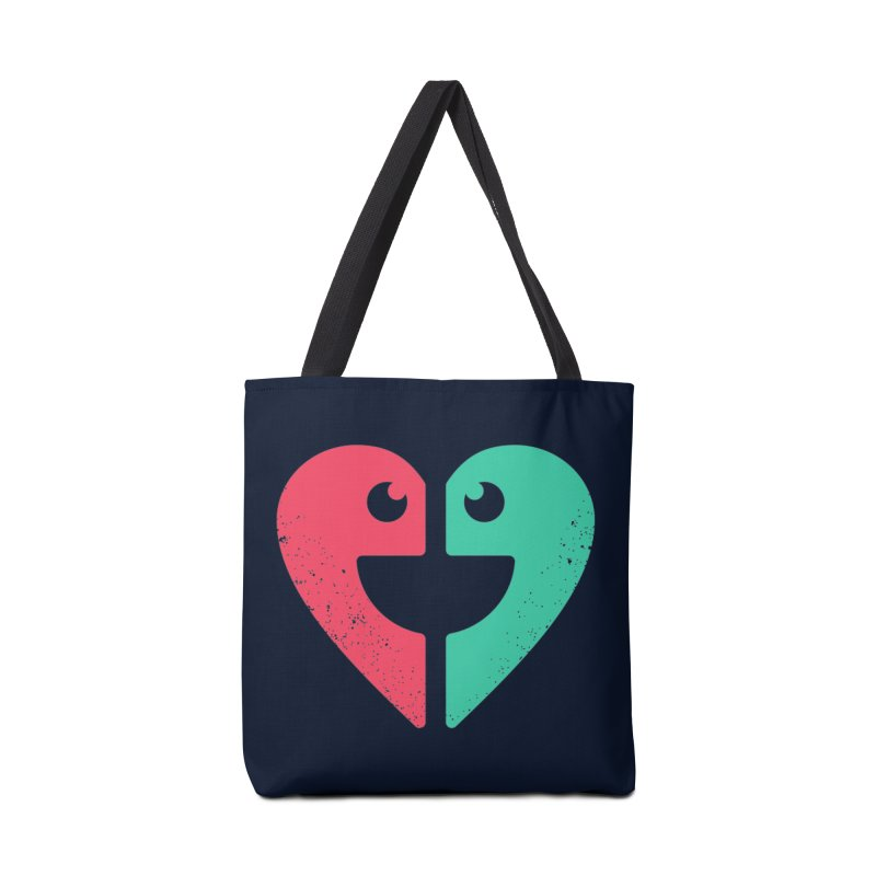 LOVE QUOTES Accessories Bag by EHELPENT