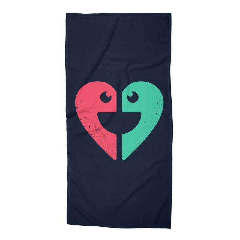 LOVE QUOTES Accessories Beach Towel by EHELPENT
