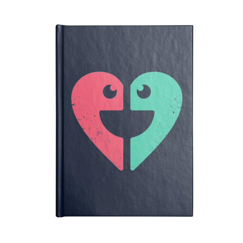 LOVE QUOTES Accessories Notebook by EHELPENT