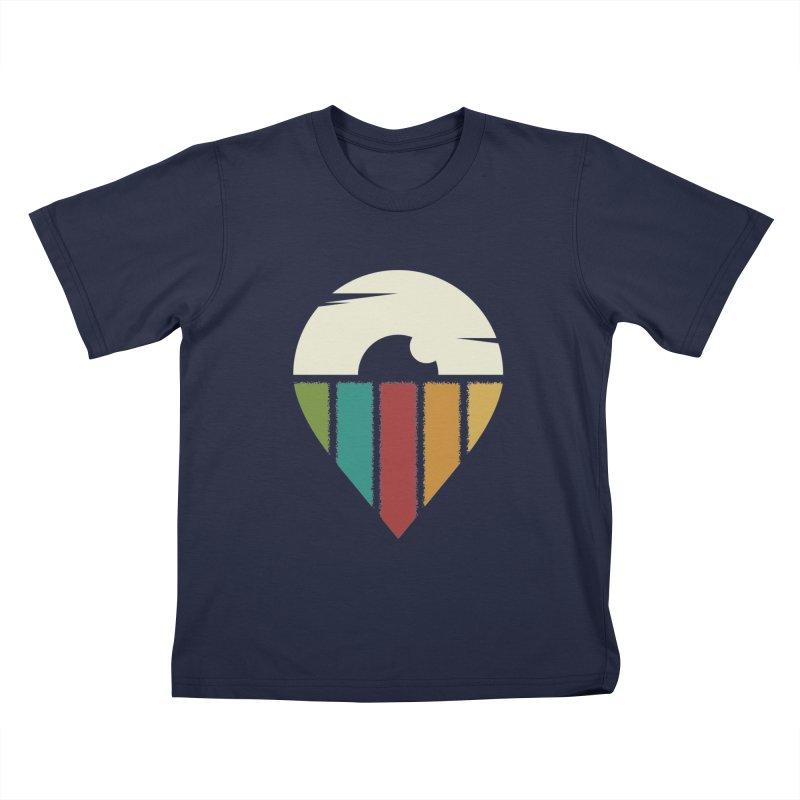 TEARS Kids T-Shirt by EHELPENT