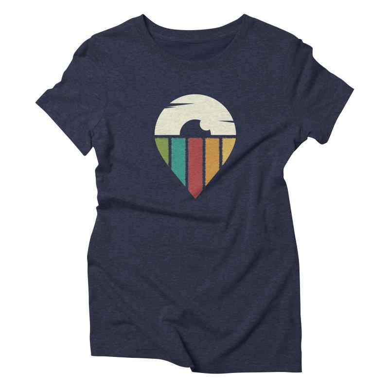 TEARS Women's T-Shirt by EHELPENT