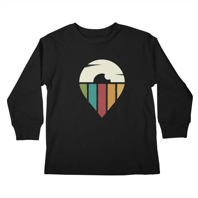 TEARS Kids Longsleeve T-Shirt by EHELPENT
