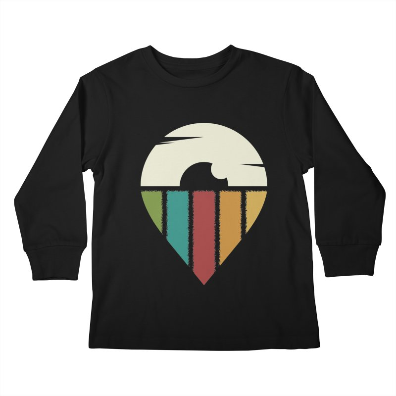 TEARS Kids Longsleeve T-Shirt by EHELPENT