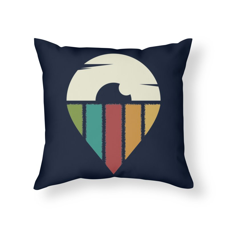 TEARS Home Throw Pillow by EHELPENT
