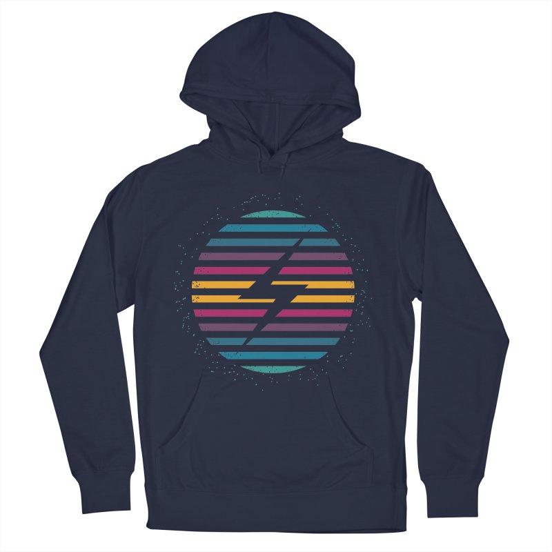 FLASH AND PANACHE Men's Pullover Hoody by EHELPENT
