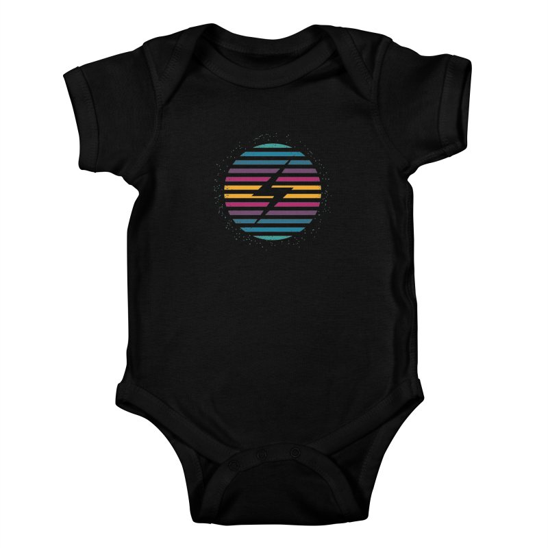 FLASH AND PANACHE Kids Baby Bodysuit by EHELPENT