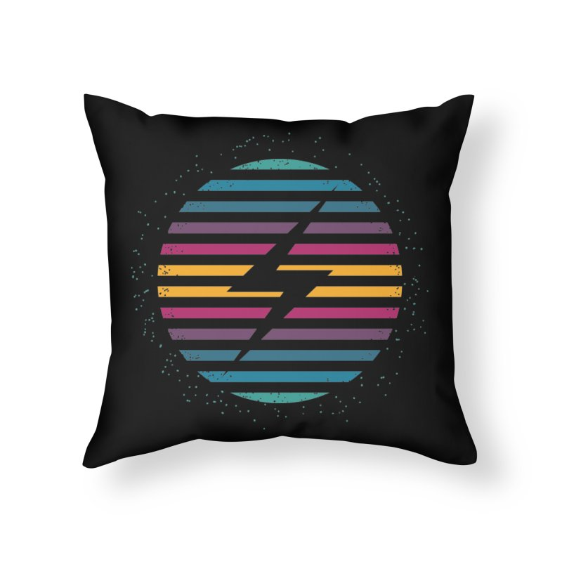 FLASH AND PANACHE in Throw Pillow by EHELPENT