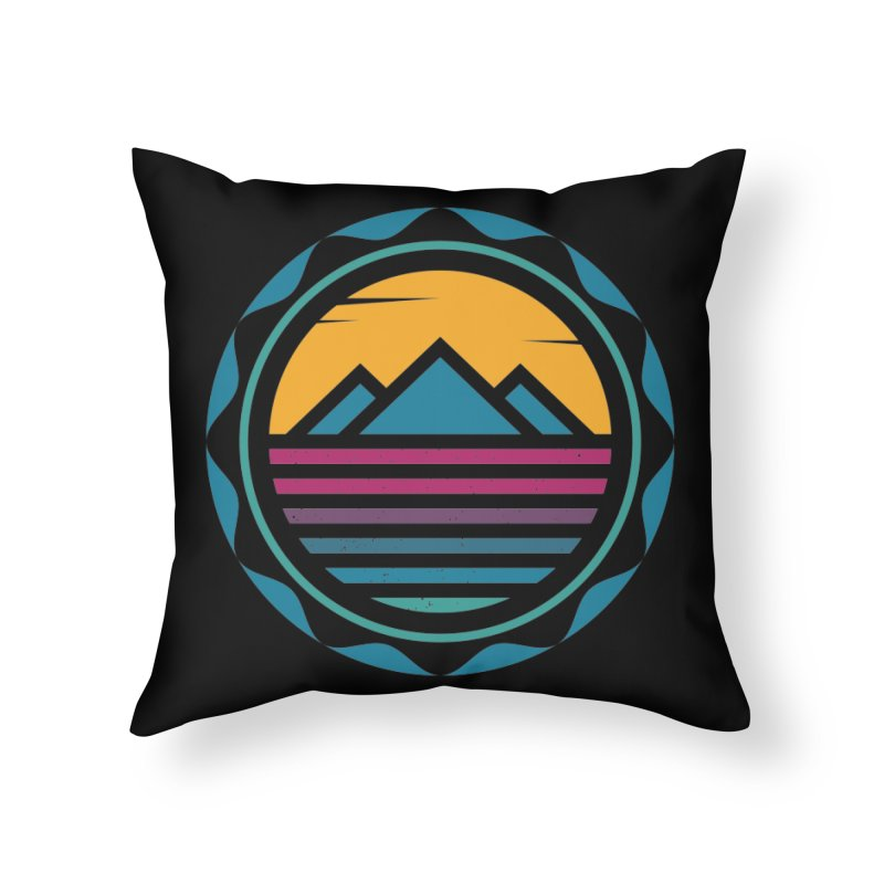 TRAPPED IN MEMORY Home Throw Pillow by EHELPENT
