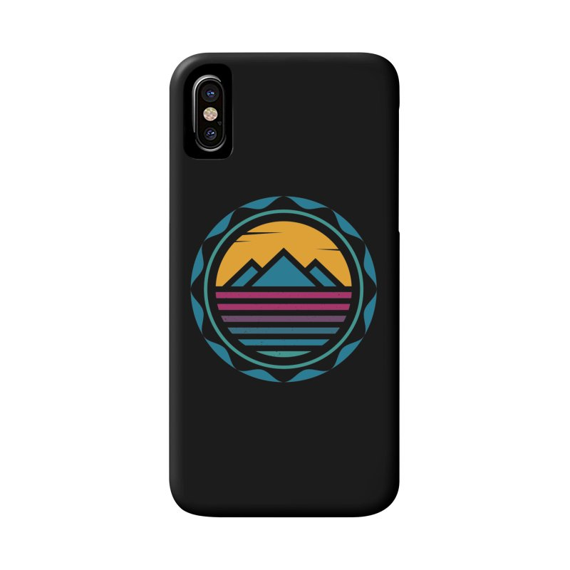 TRAPPED IN MEMORY Accessories Phone Case by EHELPENT