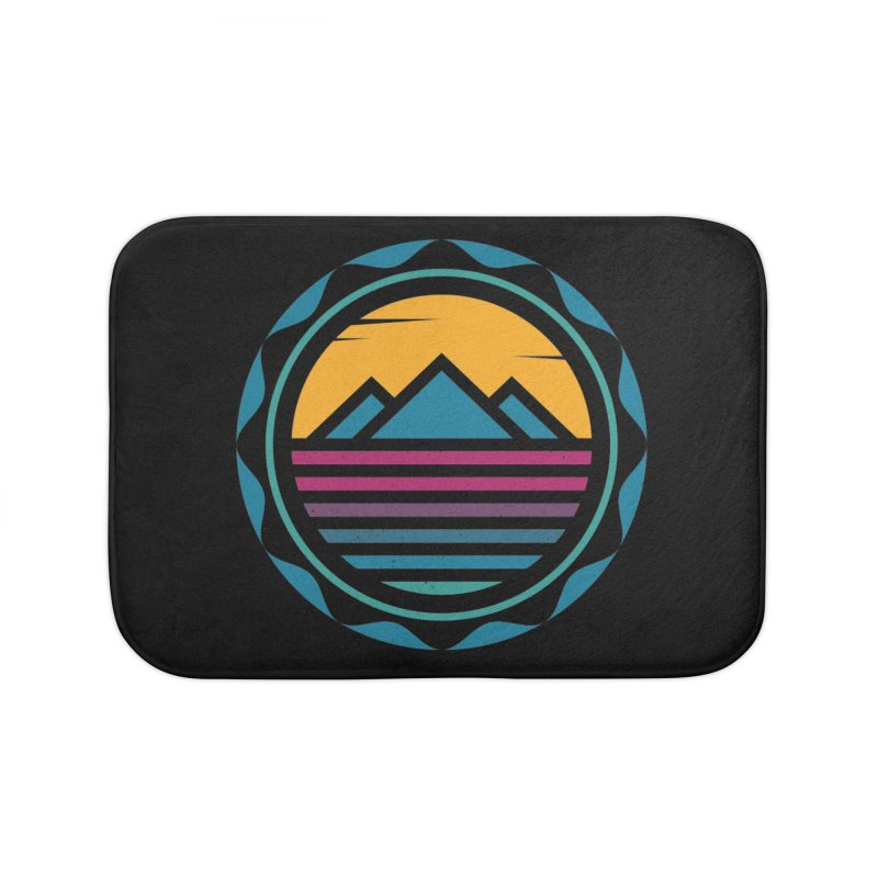 TRAPPED IN MEMORY Home Bath Mat by EHELPENT