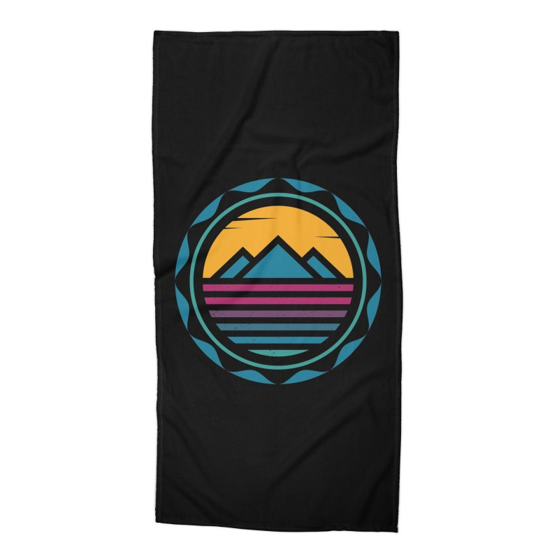 TRAPPED IN MEMORY Accessories Beach Towel by EHELPENT