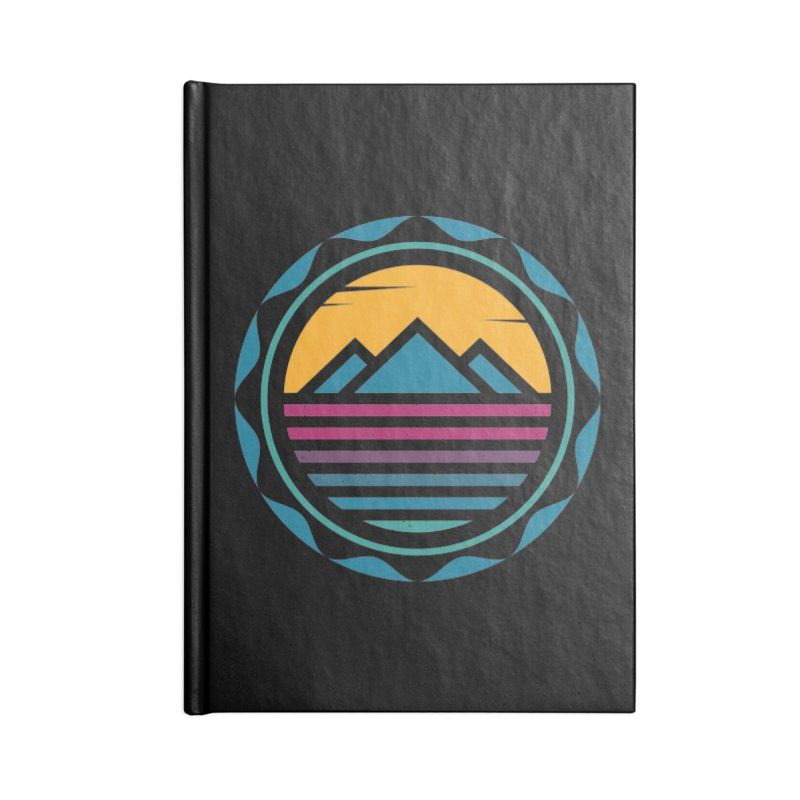 TRAPPED IN MEMORY Accessories Notebook by EHELPENT