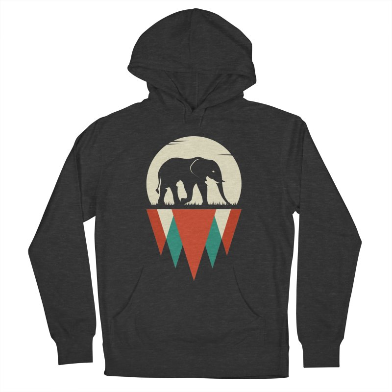 MOMENTUM - THE HIDDEN WILD SIDE Women's Pullover Hoody by EHELPENT