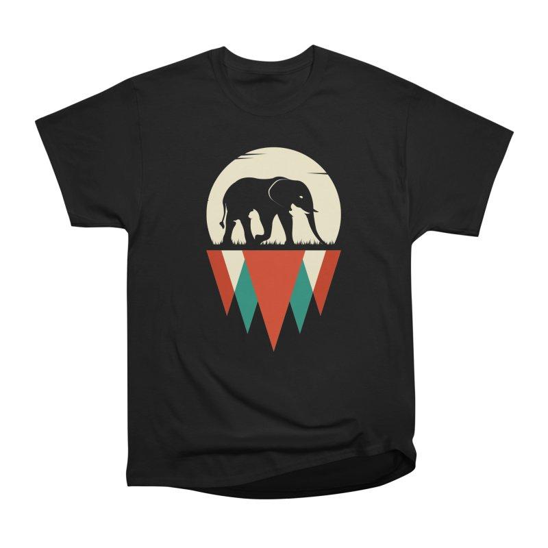 MOMENTUM - THE HIDDEN WILD SIDE Men's Heavyweight T-Shirt by EHELPENT