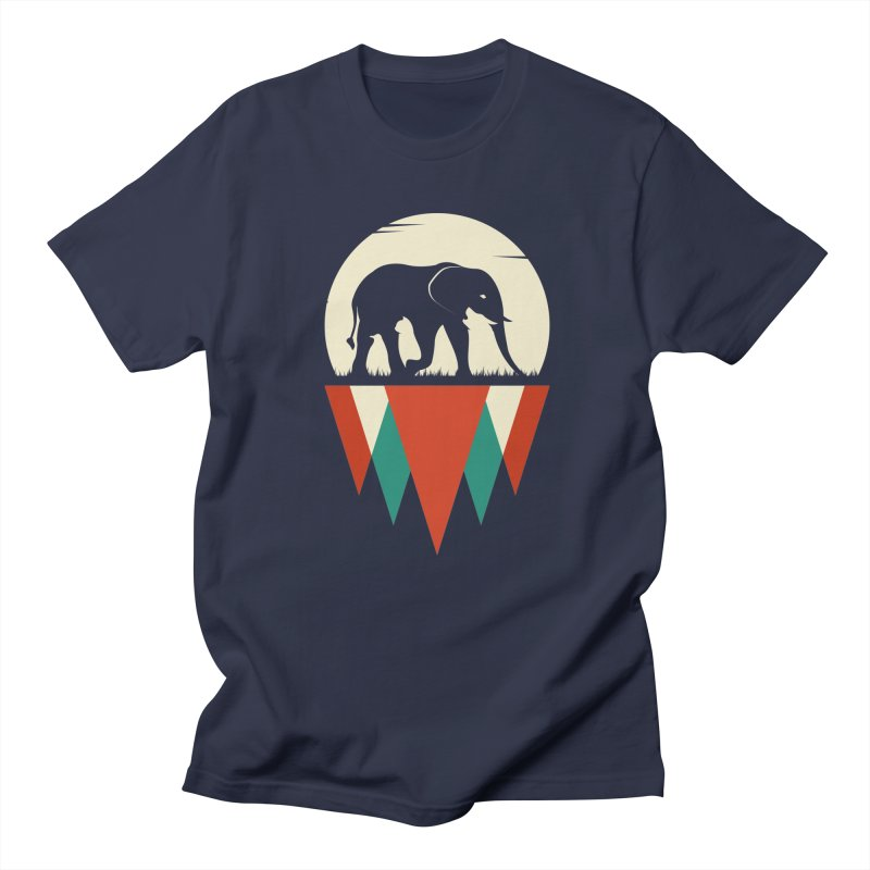 MOMENTUM - THE HIDDEN WILD SIDE Men's T-Shirt by EHELPENT
