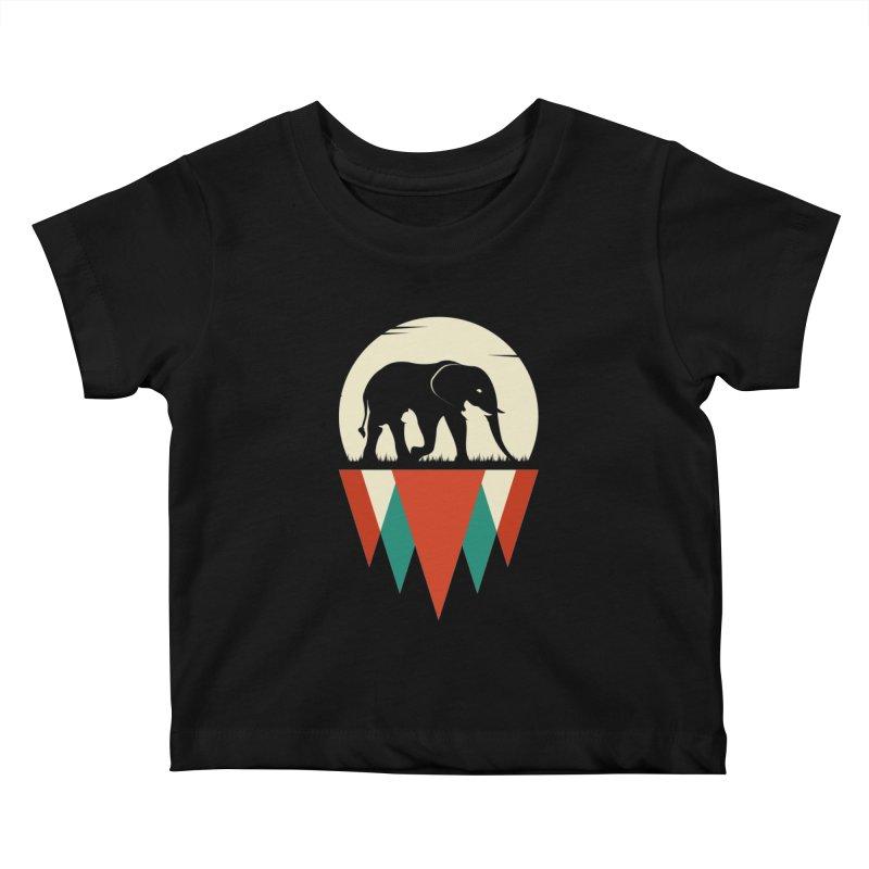 MOMENTUM - THE HIDDEN WILD SIDE Kids Baby T-Shirt by EHELPENT
