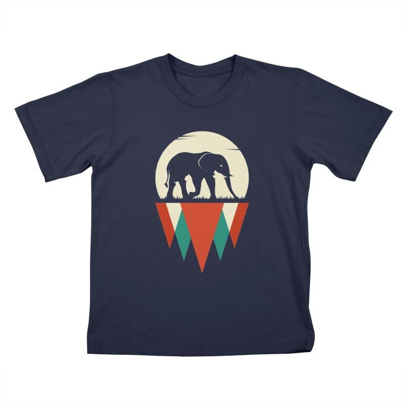 MOMENTUM - THE HIDDEN WILD SIDE Kids T-Shirt by EHELPENT