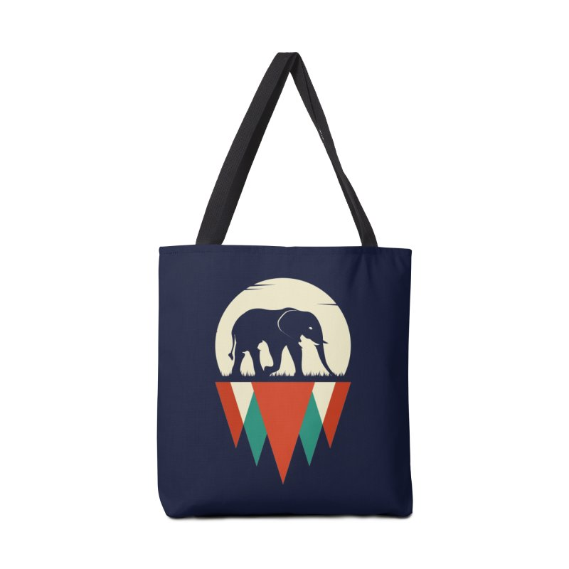 MOMENTUM - THE HIDDEN WILD SIDE Accessories Bag by EHELPENT