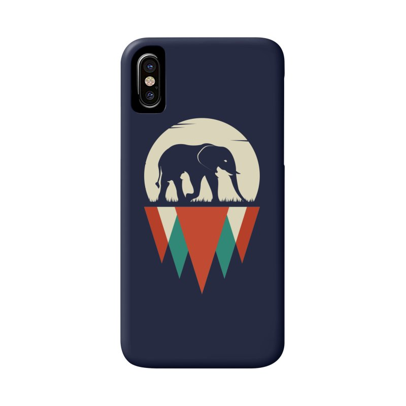 MOMENTUM - THE HIDDEN WILD SIDE Accessories Phone Case by EHELPENT